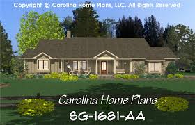 one story house plan small country ranch style house plan sg 1681 sq ft affordable