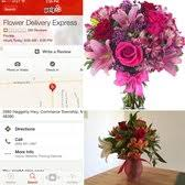 flowers delivery express flower delivery express 211 photos 595 reviews florists