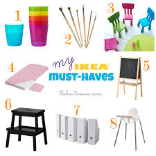 Ikea Childrens Table And Chairs by My Favorite Kids Items At Ikea The How To Mom