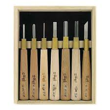 Wood Carving Tools Starter Kit by Shop Carving Tools At Japanwoodworker Com