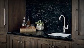 Brizo Vuelo Kitchen Faucet by Coltello Kitchen Brizo
