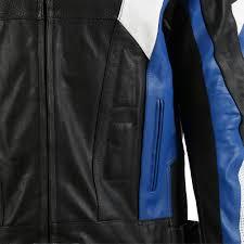 leather motorcycle racing jacket new texpeed mens veneto black u0026 blue cowhide leather motorcycle