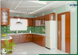 Kitchen Bedroom Living Dining Interior Designs - Kitchen bedroom design
