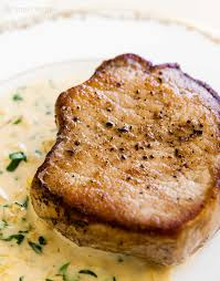 pork chops with dijon sauce recipe simplyrecipes com