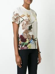 floral prints and wear them dress like a parisian