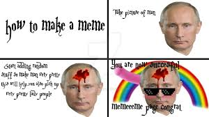 How To Create A Meme - how to create a meme feat putin by joyfulmartini on deviantart