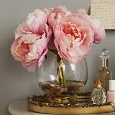 artificial floral arrangements artificial flower arrangements you ll love wayfair