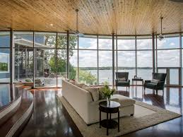 House Plans With Big Windows by Charlotte Modern Dive In Modern Living On Lake Wylie