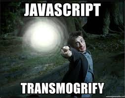 Meme Generator Javascript - javascript transmogrify harry potter expecto patronum meme