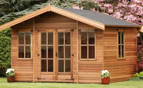 How To Build A Shed Summer House by Garden Summer House Design Ideas