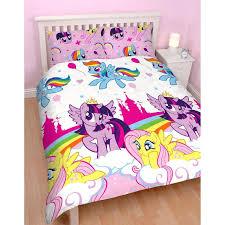 wholesale bulk my little pony equestria double duvet set