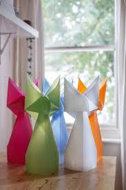suspension origami diy lampe origami à faire soi même 10 designs créatifs