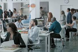 Open Floor Plan Fedex Open Floor Plan Video Creativity Online