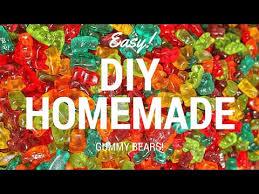 make your own gummy bears easy diy gummy bears