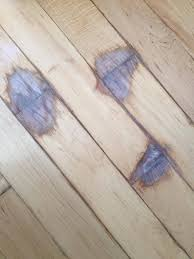 repair how can i cover up wood floor stain spill damage home