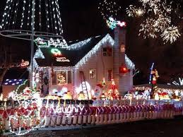 christmas lights lagrangeville ny tour over the top holiday light displays from dutchess to the bronx