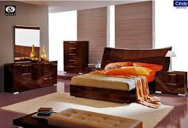 matrix modern italian bed led lights