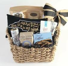 carolina gift baskets baby gift basket from southern oak gift company all made in nc