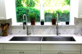 Kitchen Sinks Ebay Two Sinks In Kitchen Two Sinks Side By Side Ceramic Kitchen Sinks