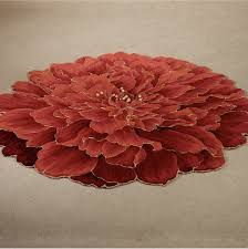 Round Flower Rugs Fresh Small Flower Shaped Rugs 7435