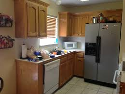Mismatched Kitchen Cabinets Kitchen Cabinet Makeover Here U0027s A Little Tmi