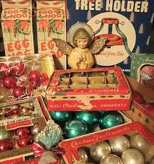 Decoration Christmas Vintage by 168 Best Vintage Christmas Vignettes U0026 Displays Images On