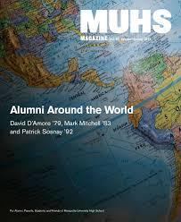 Muhs Magazine Winter Spring 2013 By Marquette University High