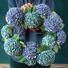 hydrangea wreath countdown to hydrangea wreath lia griffith