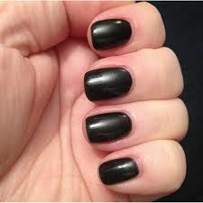 cnd creative nail design shellac power polish overtly onyx cnd