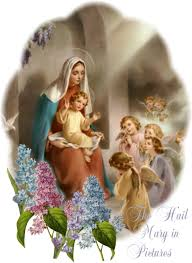 the mysteries of the rosary in pictures