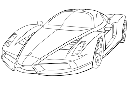 coloring pictures of sports cars new hd wallpapers