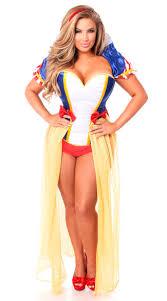 Corset Halloween Costumes Size Size Romantic Snow Princess Corset Costume Size