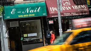 under new mandate all new york nail salons must have ventilation