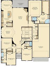 family floor plans home plan in aliana provence and wentworth