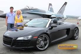 audi r8 price 2012 2012 audi r8 spyder car review autotrader