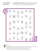 letter y worksheets kindergarten free worksheets library