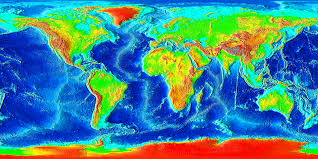 World Plate Boundaries Map by Tectonics On Mars Martian Chronicles Agu Blogosphere