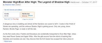 legend shadow