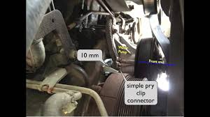 camshaft position sensor 7 3 powerstroke location and install