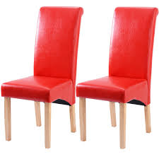 set of 2 four colors contemporary dining chairs kitchen u0026 dining