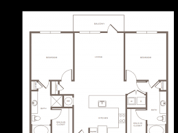 two bed two bath floor plans 2 bed 2 bath apartment in houston tx modera energy corridor