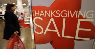 thanksgiving no longer a big retail day