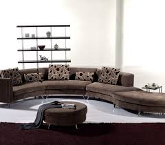 Curved Sofa Sectional Sofa Curved Sofas For Small Spaces Sensational Curved Sectional