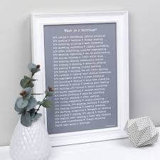 poem from bride to groom on wedding day personalised marriage print what is a marriage poem by bespoke