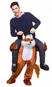 Fantastic Fox Halloween Costume Carry Fantastic Fox Costume Adults Wicked Ma 8701