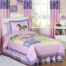 Girls Queen Comforter Sweet Jojo Designs Girls U0027pretty Pony U0027 3 Piece Full Queen