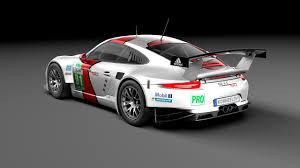 porsche rsr interior porsche 911 carrera rsr 2013 by korneelov 3docean