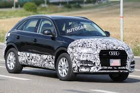 audi jeep q3 new style for revised audi q3 autocar