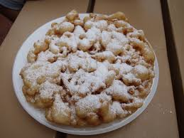 funnel cakes recipe u2014 dishmaps