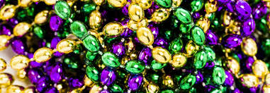 mardi gras beeds 46 tons of mardi gras found clogging new orleans catch